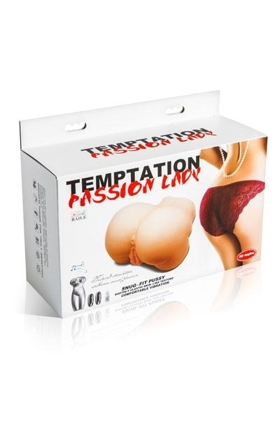 Masturbateur Vibrant Passion Lady Vagina Anal