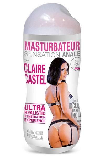 Masturbateur Anus Claire Castel - Dorcel