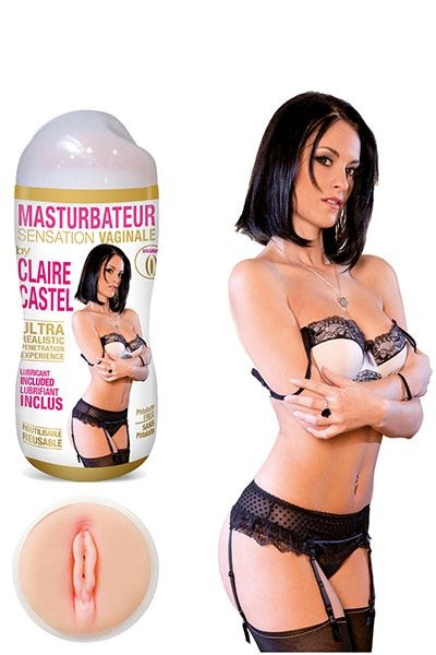 Masturbateur Vagin Claire Castel - Dorcel
