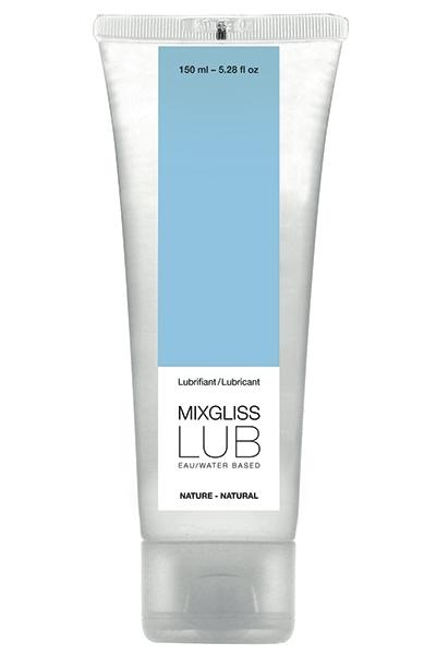 Lub - Lubrifiant Eau Nature 150ml - Mixgliss