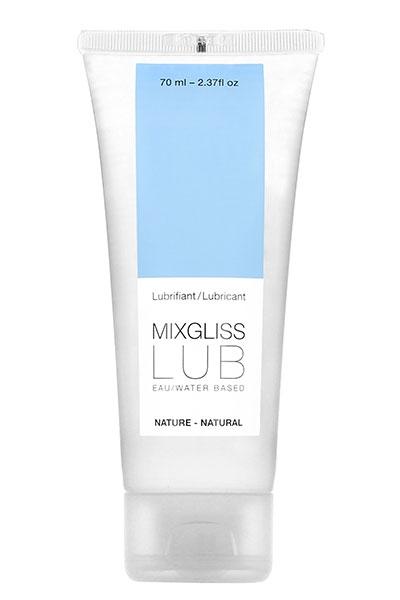 Lub - Lubrifiant Eau Nature 70ml - Mixgliss