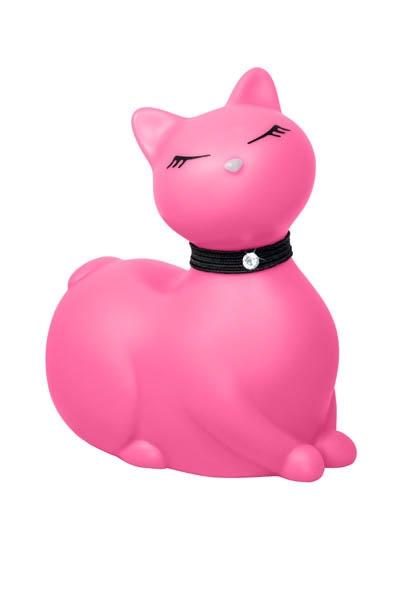 Chaton Vibrant I Rub My Kitty Travel Size Pink