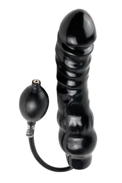 Gode anal gonflable XL Pipedream Ass Blaster 27cm