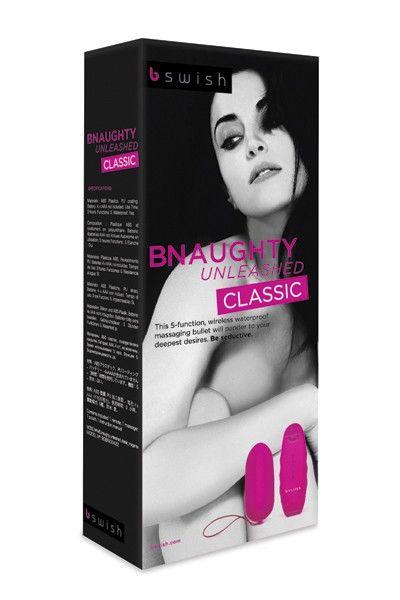 Oe?uf vibrant télécommandé Bswish Bnaughty Unleashed Classic