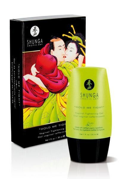 Gel raffermissant vaginal Bio Shunga Hold Me Tight 30ml