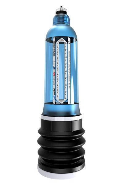 Pompe Développeur Pénis Hydromax X40 Bleu