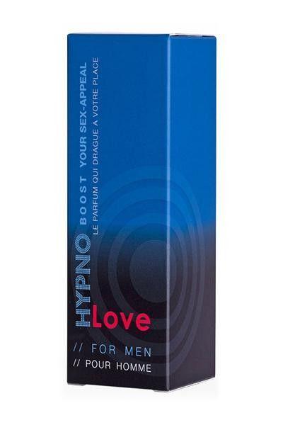 Parfum d'attirance pour homme Hypno Love 50ml