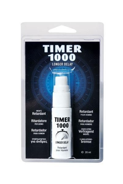Spray retardant masculin Timer 1000 20ml