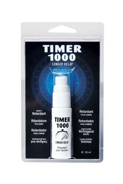Spray retardant masculin Timer 1000 20ml