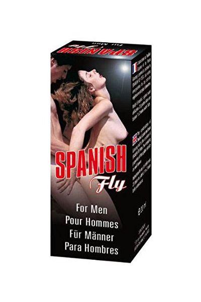 Stimultant sexuel liquide homme Spanish Fly Men 20ml