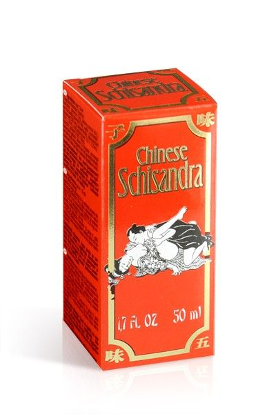 Stimulant sexuel liquide Chinese Schisandra 50ml