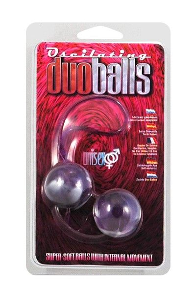 Boules de geisha souples Duo Balls