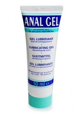 Lubrifiant intime Anal Gel Lubrix 50ml