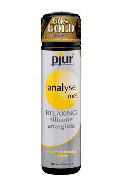 Gel lubrifiant anal relaxant Pjur Analyse Me 100ml