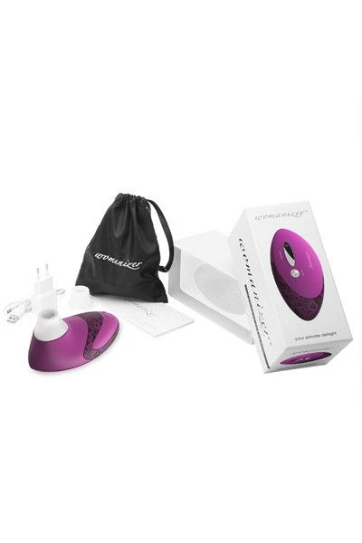 Vibromassseur clitoris Womanizer W502
