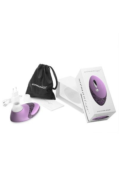 Vibromassseur clitoris Womanizer W501