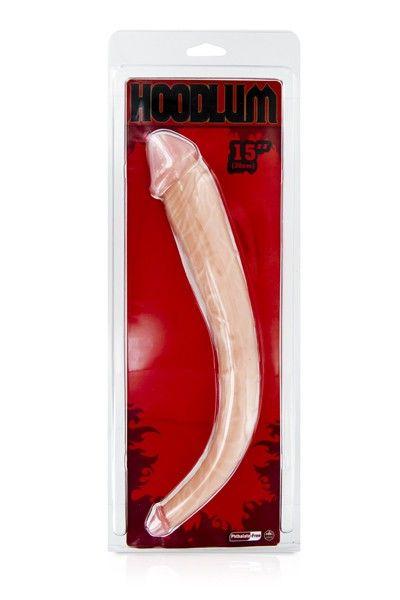 Double gode réaliste XXL 38cm