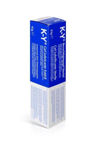 Gel lubrifiant intime stérile KY 82g