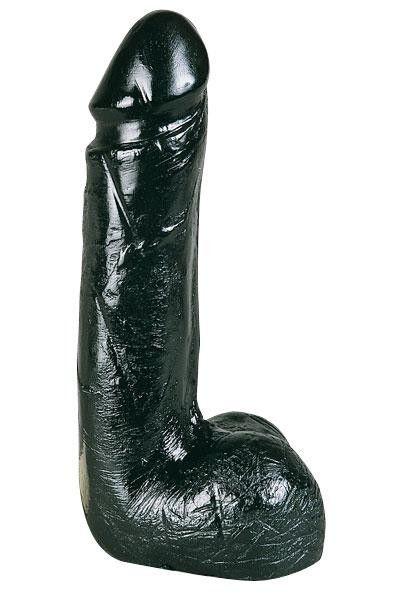 Gode grande taille All Black 19cm
