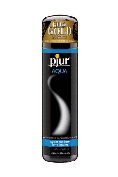 Gel lubrifiant intime base eau Pjur Aqua 100ml