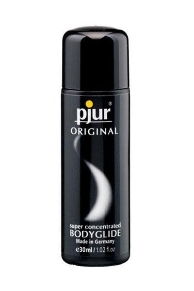 Gel lubrifiant intime silicone Pjur Original 30ml
