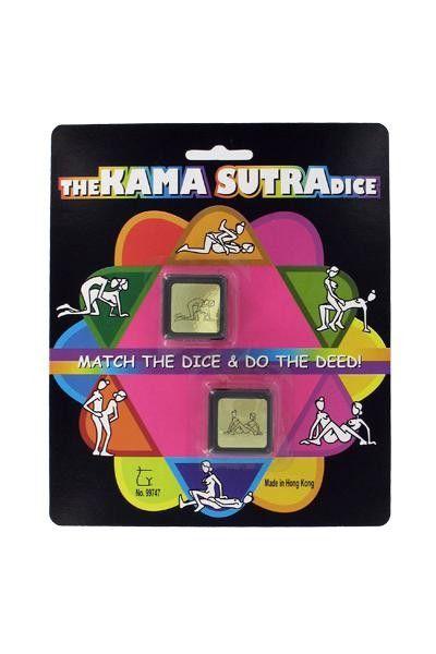 Jeu de dés positions du Kama Sutra