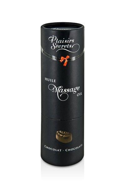 Huile de massage gourmande goût Chocolat 59ml