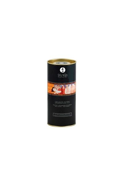 Huile de massage aphrodisiaque Shunga arôme Chocolat 100ml