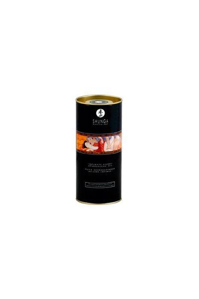 Huile de massage aphrodisique Shunga arôme framboise 100ml