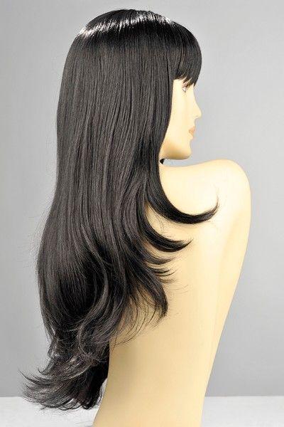 Perruque sexy Diane cheveux bruns