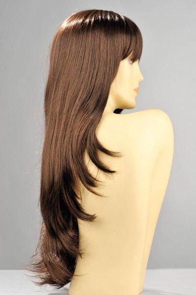 Perruque sexy Diane cheveux châtains