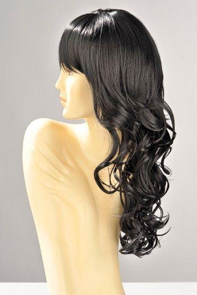 Perruque sexy Zara cheveux bruns