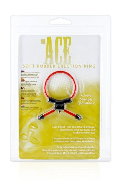 Cockring réglable The Ace
