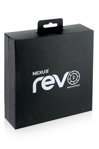 Stimulateur prostate vibrant rechargeable silicone Nexus Revo 2