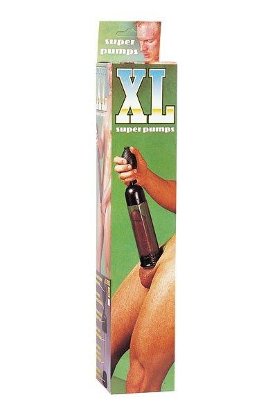 Pompe à pénis manuelle XL Super Pump