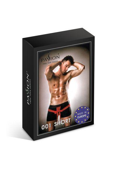 Short 001 - Passion Homme