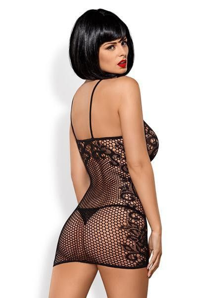 Robe sexy résille D219 - Obsessive