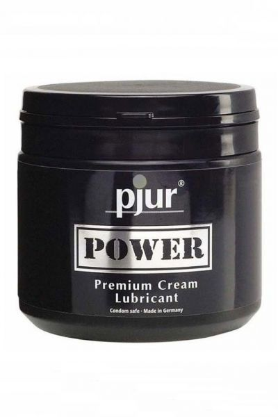 Gel lubrifiant intime silicone Pjur Power 150ml