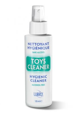 Spray nettoyant sextoys Toys Cleaner 125ml