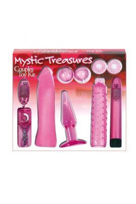 Coffret 8 sextoys pour couples Mystic Treasures