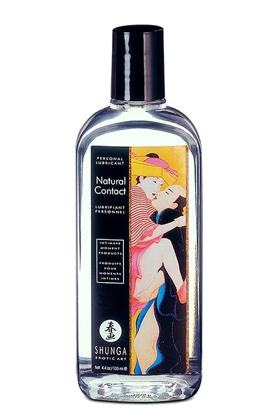 Gel lubrifiant intime Shunga Natural Contact 125ml
