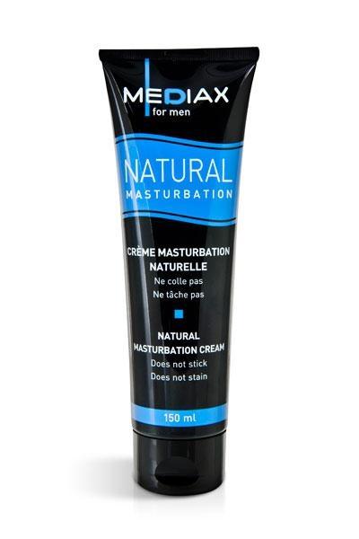 Crème de masturbation pour homme Mediax 150ml
